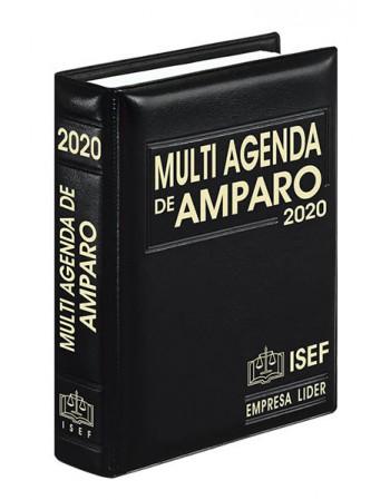Multi Agenda de Amparo 2020