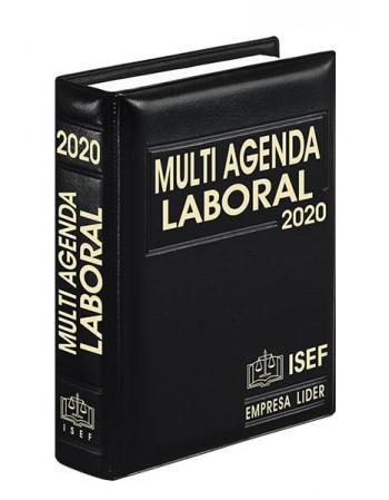 MULTI AGENDA LABORAL Y COMPLEMENTO 2020