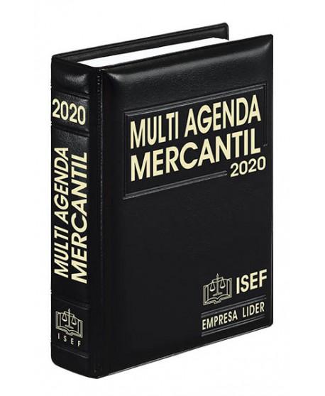 MULTI AGENDA MERCANTIL Y COMPLEMENTO 2020