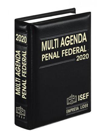 MULTI AGENDA PENAL FEDERAL Y COMPLEMENTO 2020