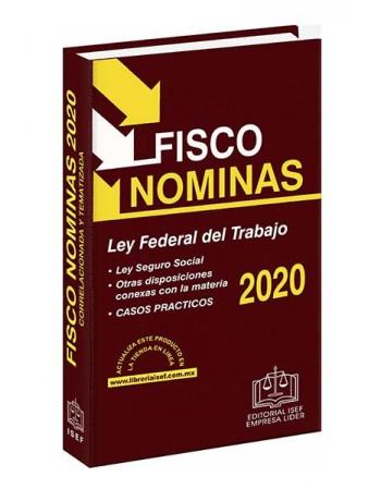 FISCO NÓMINAS ECONÓMICA 2020