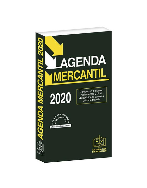 AGENDA MERCANTIL 2020