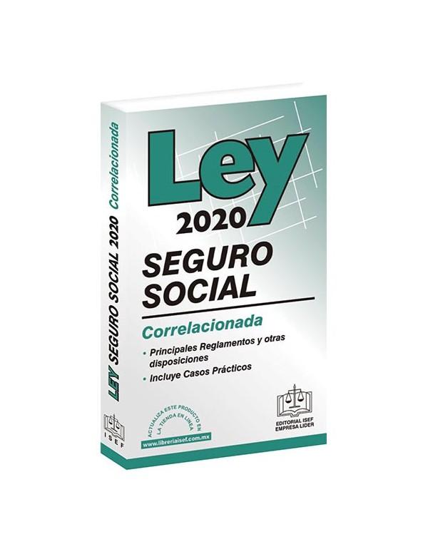 LEY DEL SEGURO SOCIAL 2020