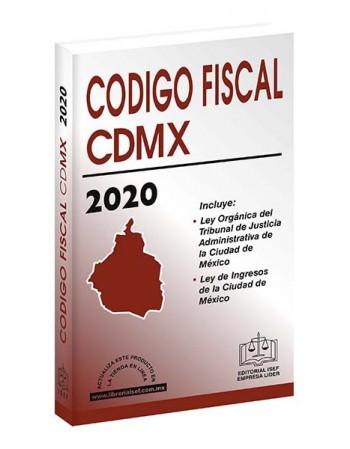 CÓDIGO FISCAL DE LA CIUDAD DE MÉXICO ECONÓMICO 2020