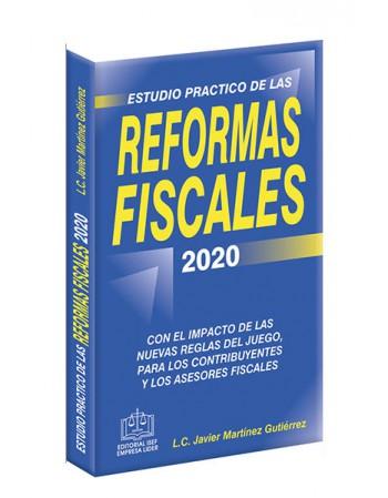 SWF Estudio Práctico de las Reformas Fiscales 2020