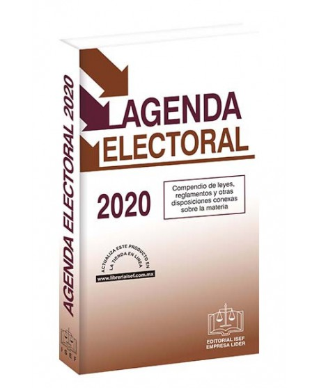 AGENDA ELECTORAL 2020