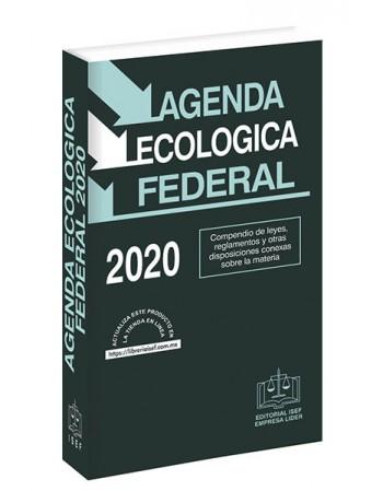 AGENDA ECOLÓGICA FEDERAL 2020