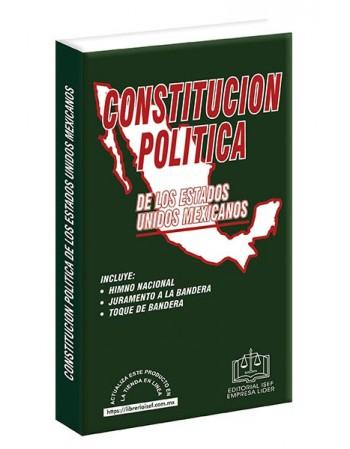 CONSTITUCIÓN POLÍTICA DE LOS ESTADOS UNIDOS MEXICANOS 2020