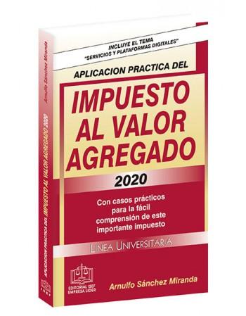 APLICACIÓN PRÁCTICA DEL IMPUESTO AL VALOR AGREGADO 2020