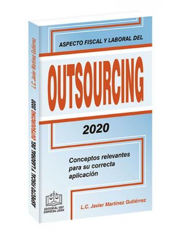 ASPECTO FISCAL Y LABORAL DEL OUTSORCING 2020