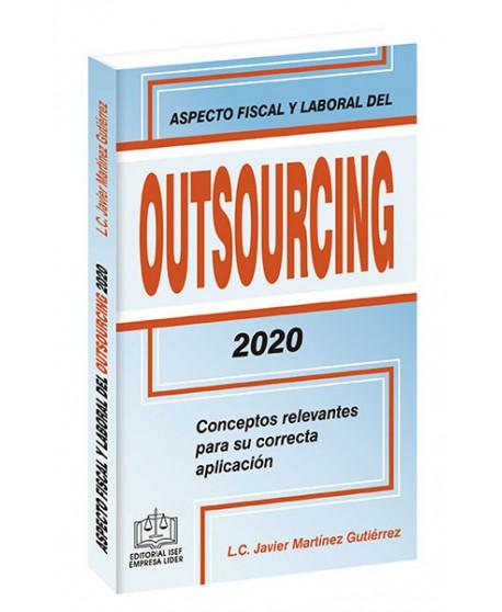 ASPECTO FISCAL Y LABORAL DEL OUTSORCING