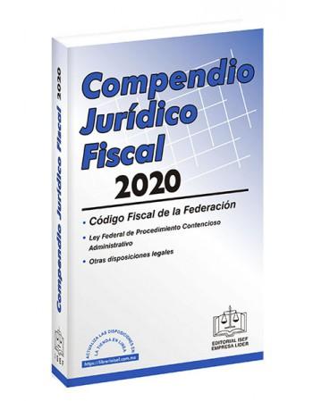 COMPENDIO JURIDICO FISCAL 2020