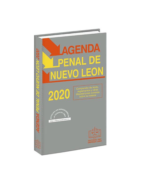 AGENDA PENAL DE NUEVO LEÓN 2020