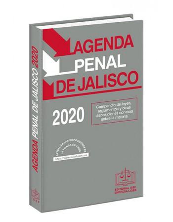 AGENDA PENAL DE JALISCO 2020