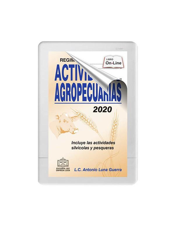 SWF REGIMEN FISCAL DE LAS ACTIVIDADES AGROPECUARIAS 2020