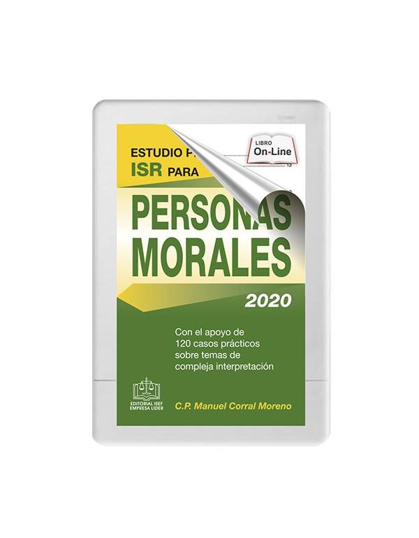 SWF ESTUDIO PRACTICO DEL ISR PARA PERSONAS MORALES 2020