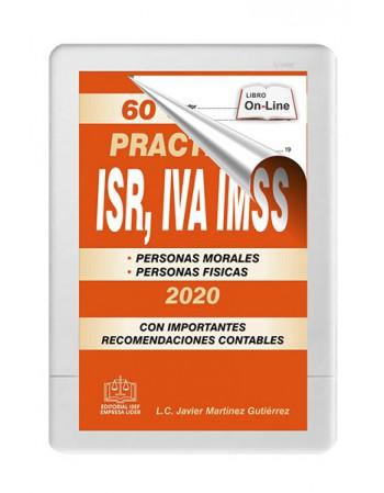 SWF 60 CASOS PRACTICOS ISR, IVA, IMSS 2020