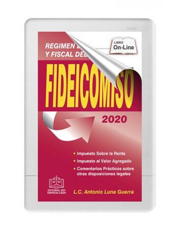 SWF REGIMEN LEGAL Y FISCAL DEL FIDEICOMISO 2020
