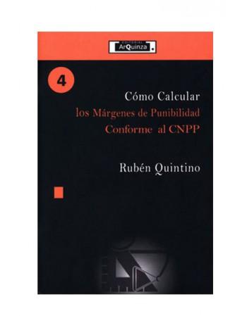 Cómo Calcular los Márgenes de Punibilidad Conforme al CNPP (DIJURIS)