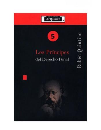 Los Principes del Derecho Penal (DIJURIS)