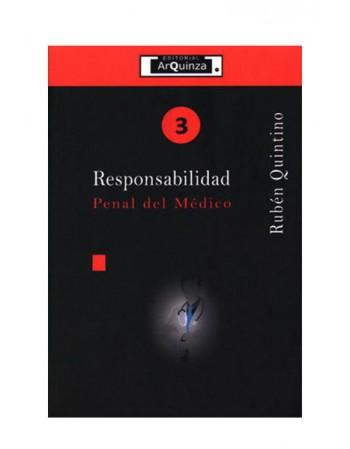 Responsabilidad Penal del Médico (DIJURIS)