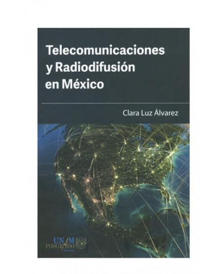 Telecomunicaciones y Radiodifusión en México 2018 (DIJURIS)
