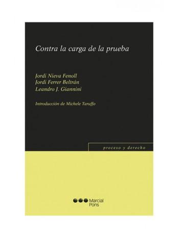 Contra la Carga de la Prueba. 2019 (DIJURIS)