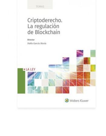 Criptoderecho. La regulación de blockchain (DIJURIS)