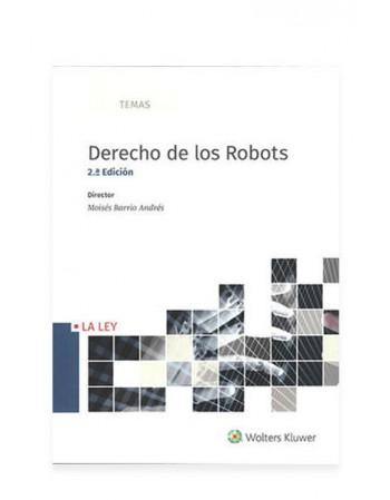 Derecho de los robots. 2ª ed.. (DIJURIS)