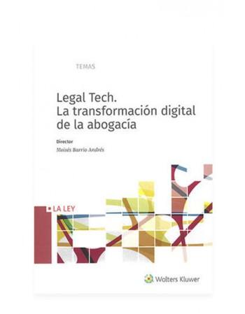 Legal Tech. La transformación digital de la abogacía (DIJURIS)