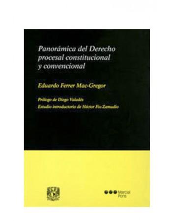 Panoramica del Derecho Procesal Constitucional y Convencional (DIJURIS)