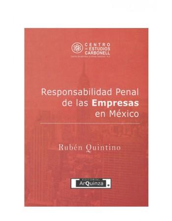 Responsabilidad Penal de las Empresas en México (DIJURIS)