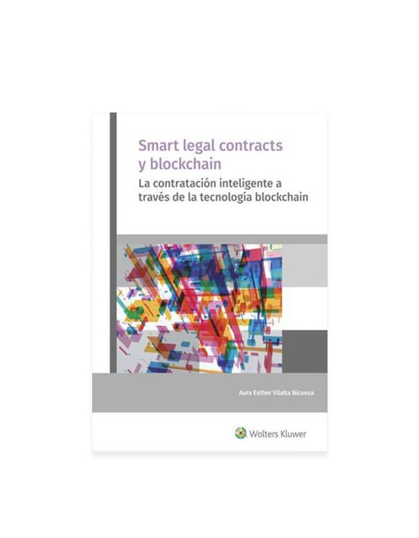 Smart legal contracts y blockchain (DIJURIS)