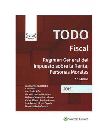 Todo fiscal. Segunda edición (DIJURIS)