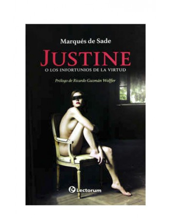 Justine (LIB LEC Y SER)