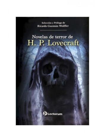 Novelas de Terror de H. P. Lovecraft (LIB LEC Y SER)