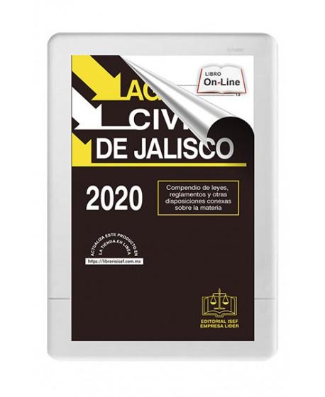 AGENDA CIVIL DE JALISCO 2020