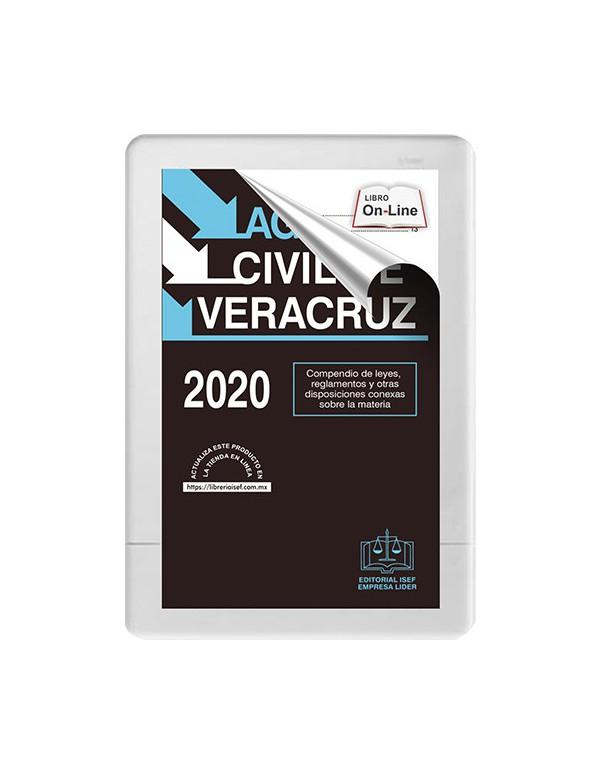 AGENDA CIVIL DE VERACRUZ 2020