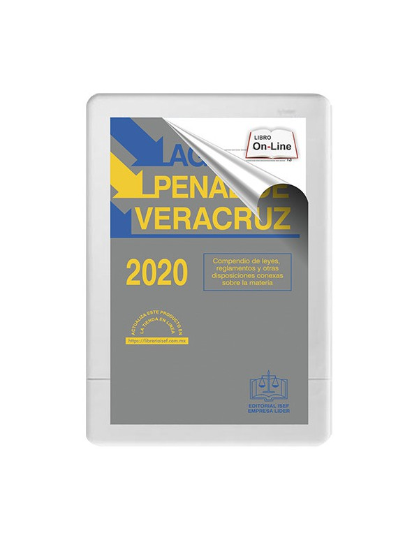 AGENDA PENAL DE VERACRUZ 2020