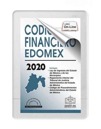 CÓDIGO FINANCIERO DEL ESTADO DE MÉXICO ECONÓMICO 2020