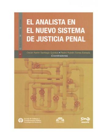 El Analista en el Nuevo Sistema de Justicia Penal (UBIJUS)
