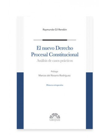 Nuevo Derecho Procesal Constitucional (UBIJUS)