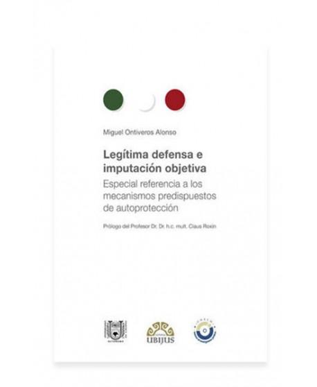Legítima Defensa e Imputación Objetiva (UBIJUS)