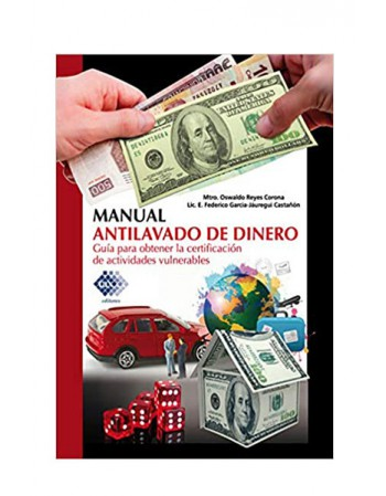 Manual Antilavado de Dinero 2016 (TAX)