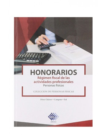 Honorarios Personas Fisicas 2019 (TAX)