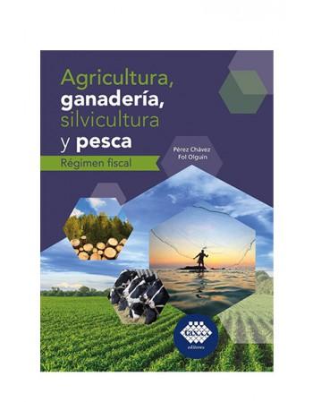 Agricultura, Ganadería, Silvicultura y Pesca. Régimen fiscal 2020 (TAX)