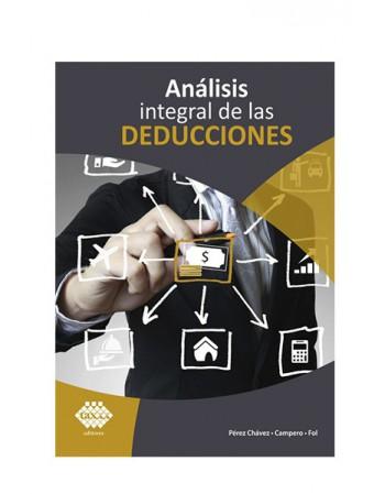 Analisis Integral de las Deducciones 2020 (TAX)