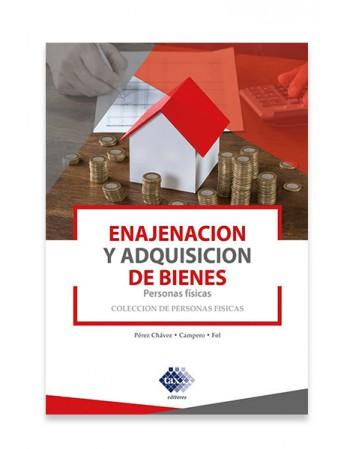 Enajenación y Adquisición de Bienes. Personas Físicas 2020 (TAX)