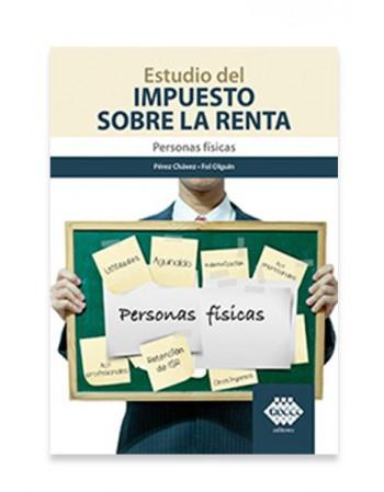 Estudio del Impuesto Sobre la Renta. Personas Físicas 2020 (TAX)