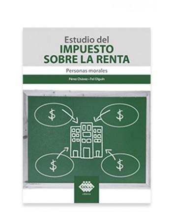 Estudio del Impuesto Sobre la Renta Personas Morales 2020 (TAX)
